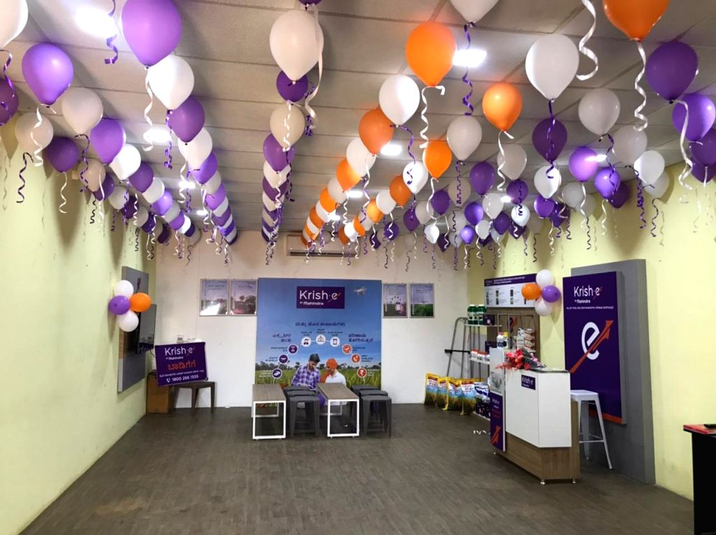 Mahindra arm offers e-agri services in Karnataka