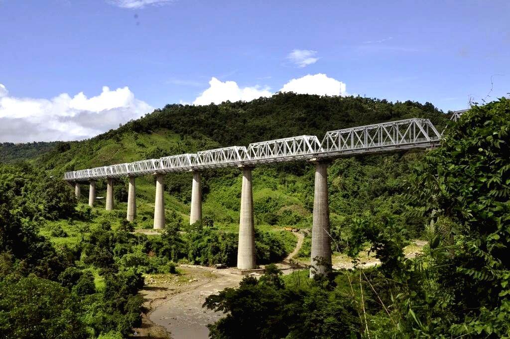 Majestic Dayang Bridge