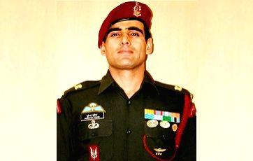 Major Surendra Poonia. (Photo Courtesy: Soldierathon)
