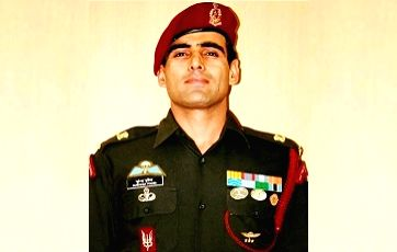 Major Surendra Poonia. (Photo Courtesy: Soldierathon)