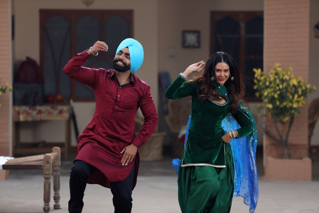 Makers of Ammy Virk-starrer 'Puaada' excited for theatrical release