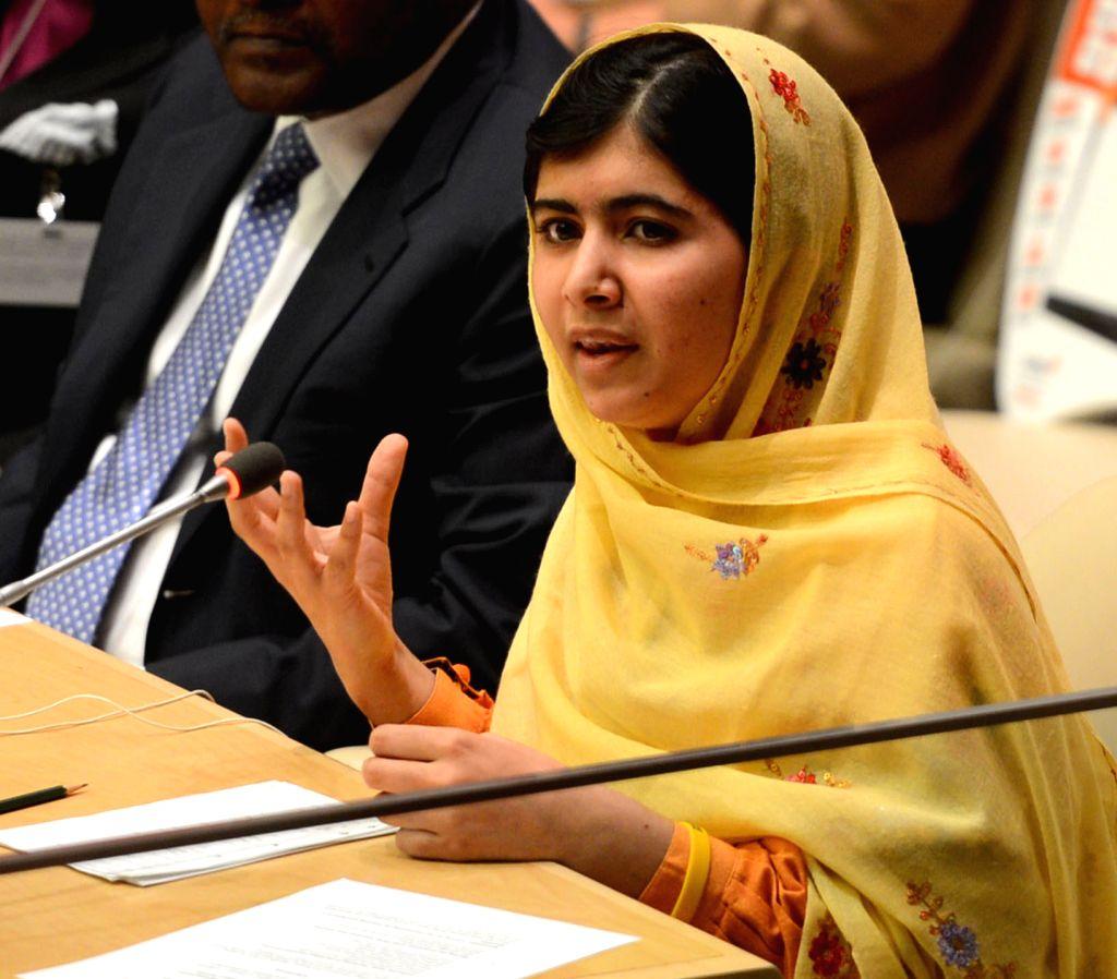 Malala Yousafza. (File Photo: IANS)