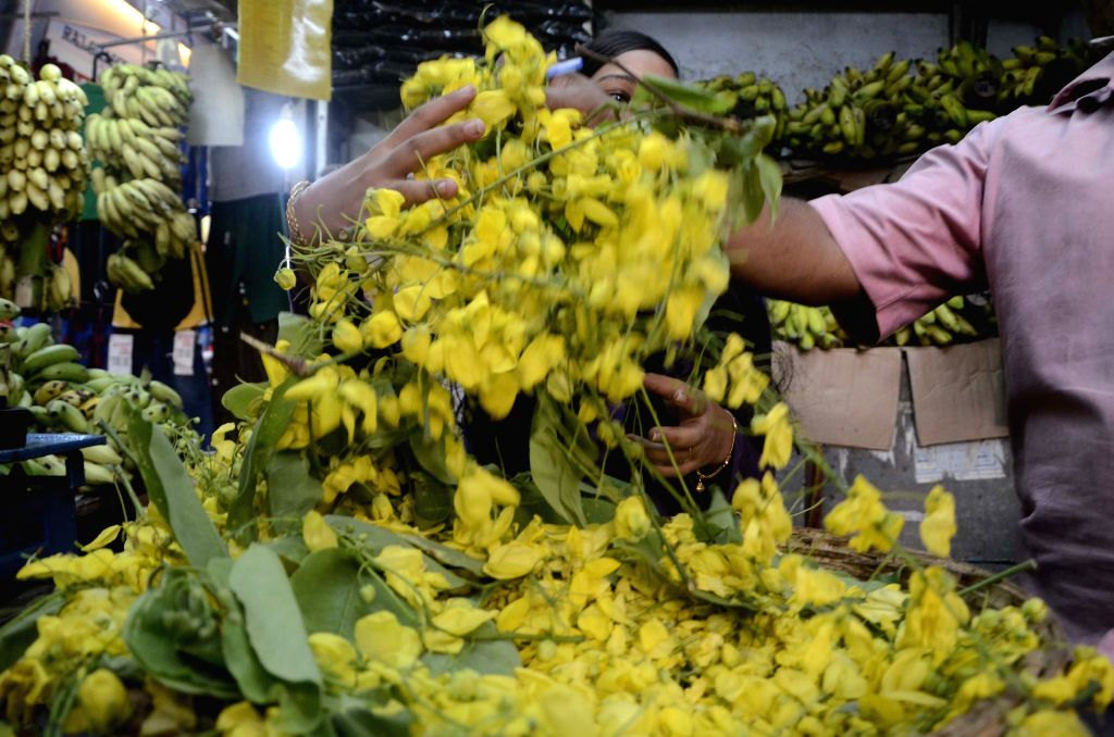 Malayali expats in the United Arab Emirates (UAE) will celebrate the spring festival of Vishu this year within their homes due to restrictions imposed amid the ongoing coronavirus pandemic, it was reported on Sunday.  (Photo: Sandeep Mahankal/IANS)