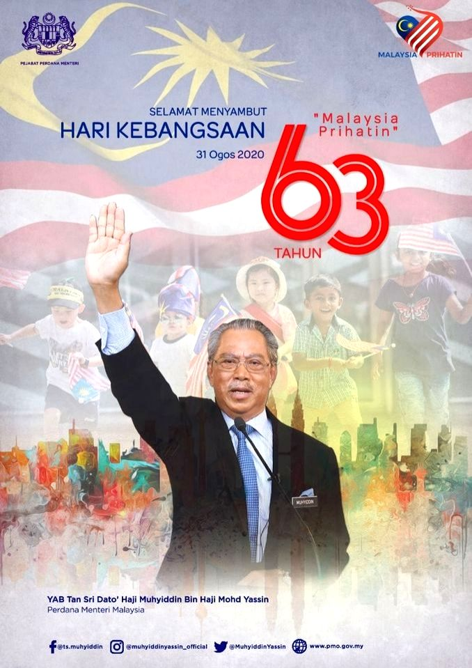 Malaysia marks 63rd independence day