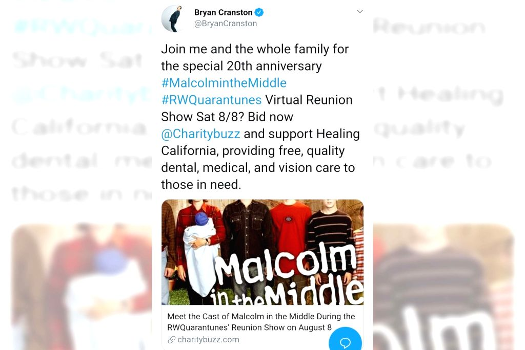 Malcolm in the Middle' cast set for a reunion
