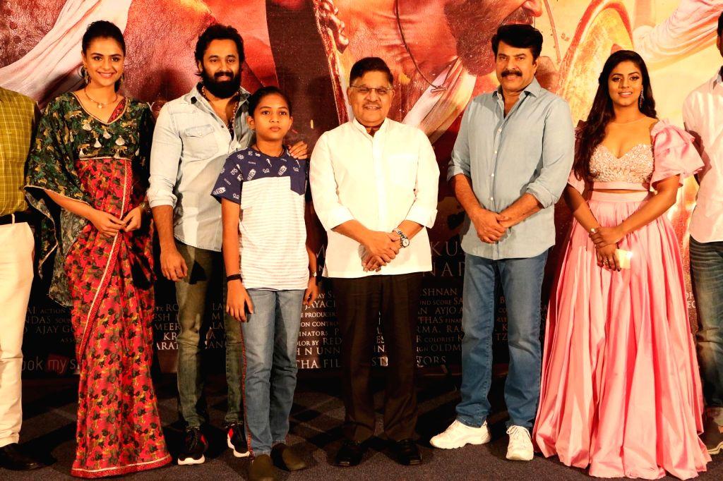 "Mamangam"" Movie Press meet."