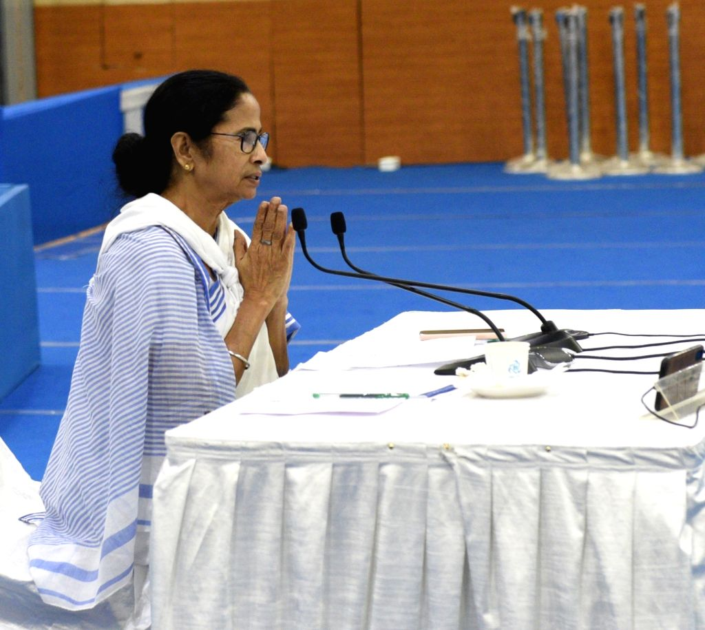 Mamata contributes Rs 10 lakh for fight against COVID-19