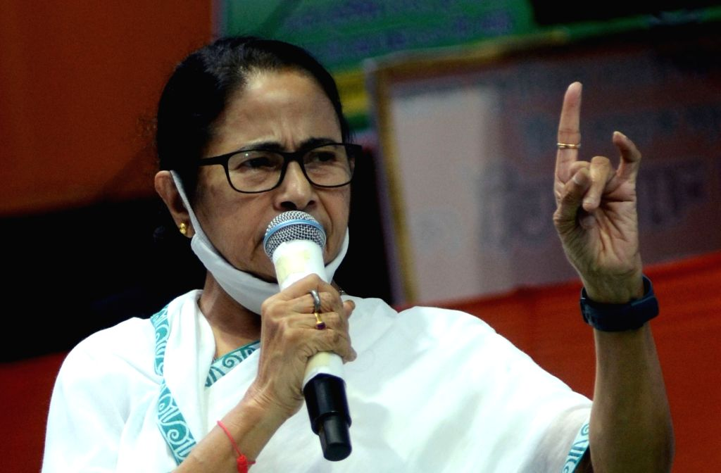Mamata secures CM's post, wins with a record margin