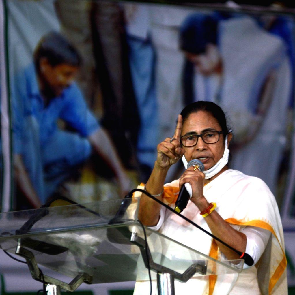 Mamata to contest from Suvendu's 'home turf' Nandigram