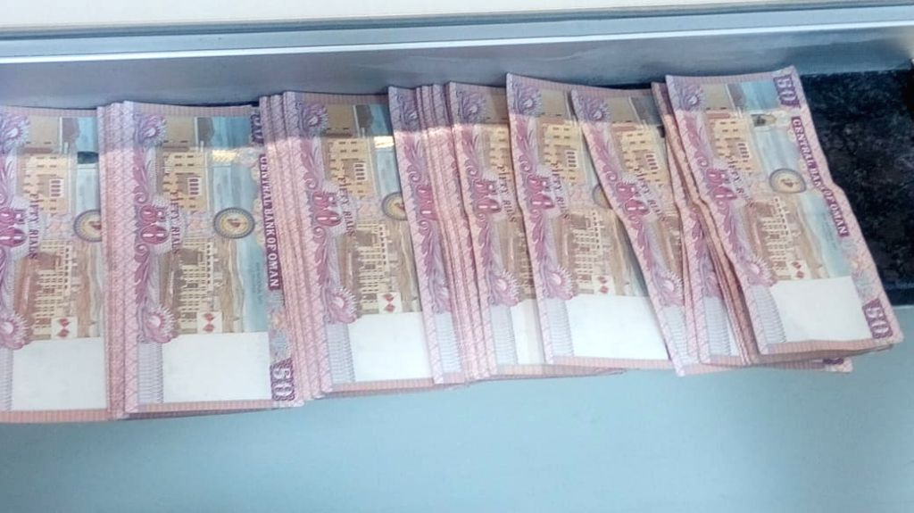 Man arrested with foreign currency at Kannur airport by CISF.