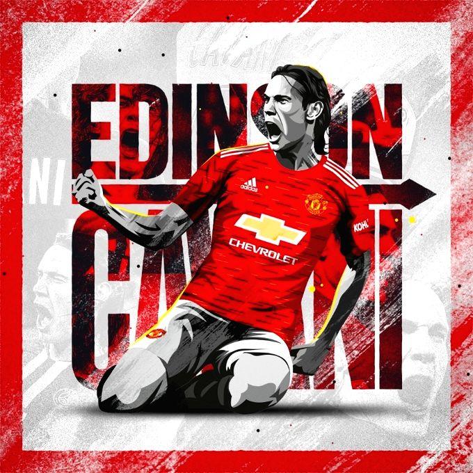 Man United sign Edinson Cavani, Facundo Pellistri