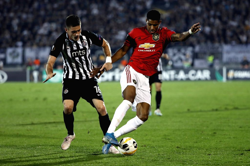 Manchester, June 25 (IANS) Manchester United forward Anthony Martial felt a 'bit strange' with no crowds cheering his name when he scored a hat-trick in his team's 3-0 win over Sheffield United.