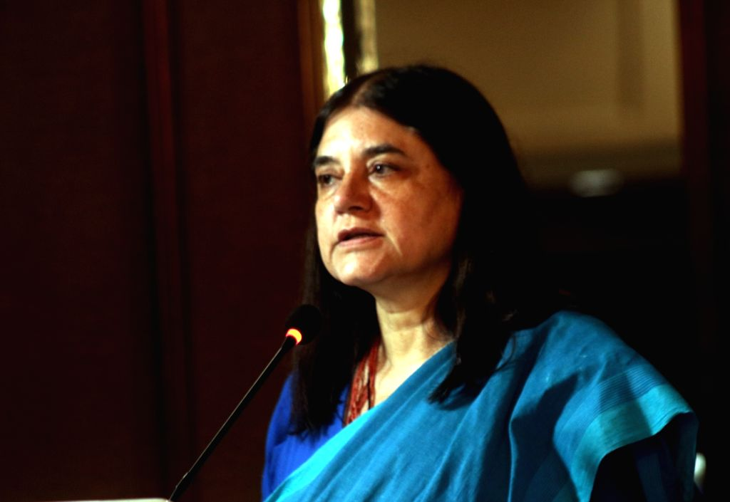 Maneka Gandhi. (File Photo: IANS) - Maneka Gandhi