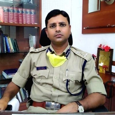 Mangaluru Police Commissioner Vikash Kumar.