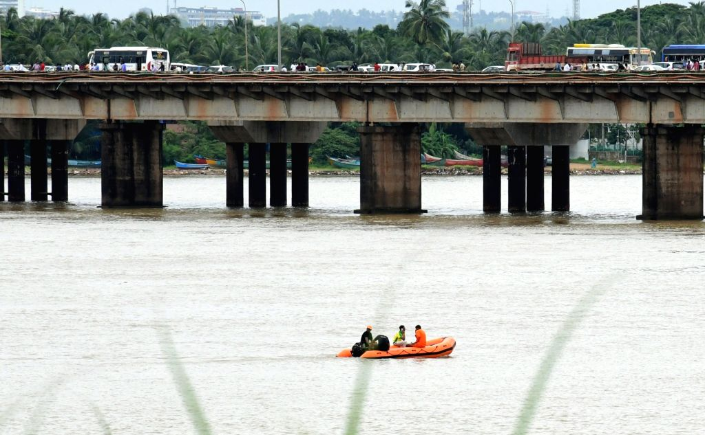 Mangaluru: The police have launched a massive search for Café Coffee Day (CCD) founder V.G. Siddhartha, suspected to have committed suicide by jumping into the Netravathi river near Karnataka's Mangaluru, on July 30, 2019. According to Dakshin