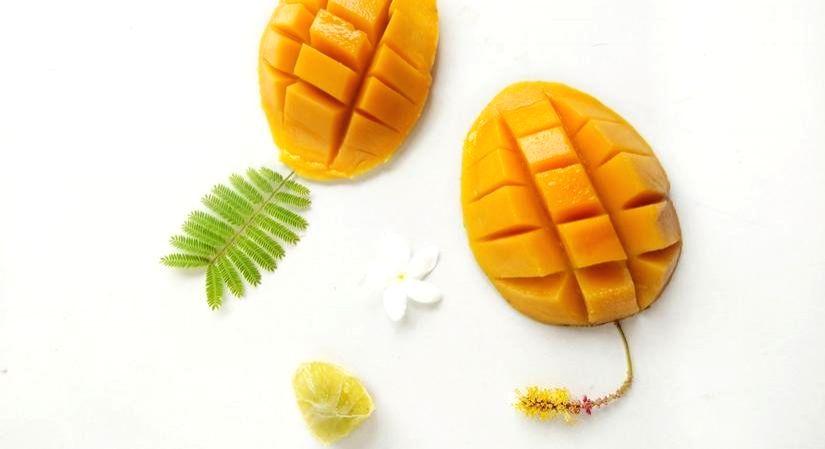 Mango-walnut delicacies for summer.