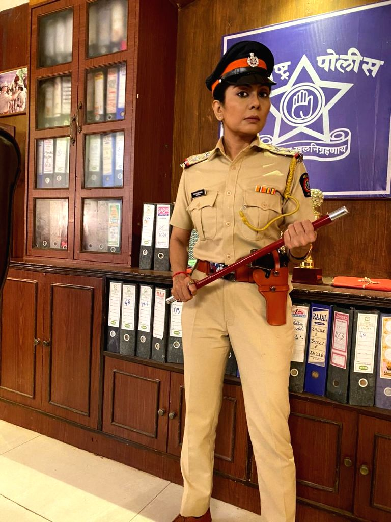 Maninee De: I think my alter ego is that of a cop