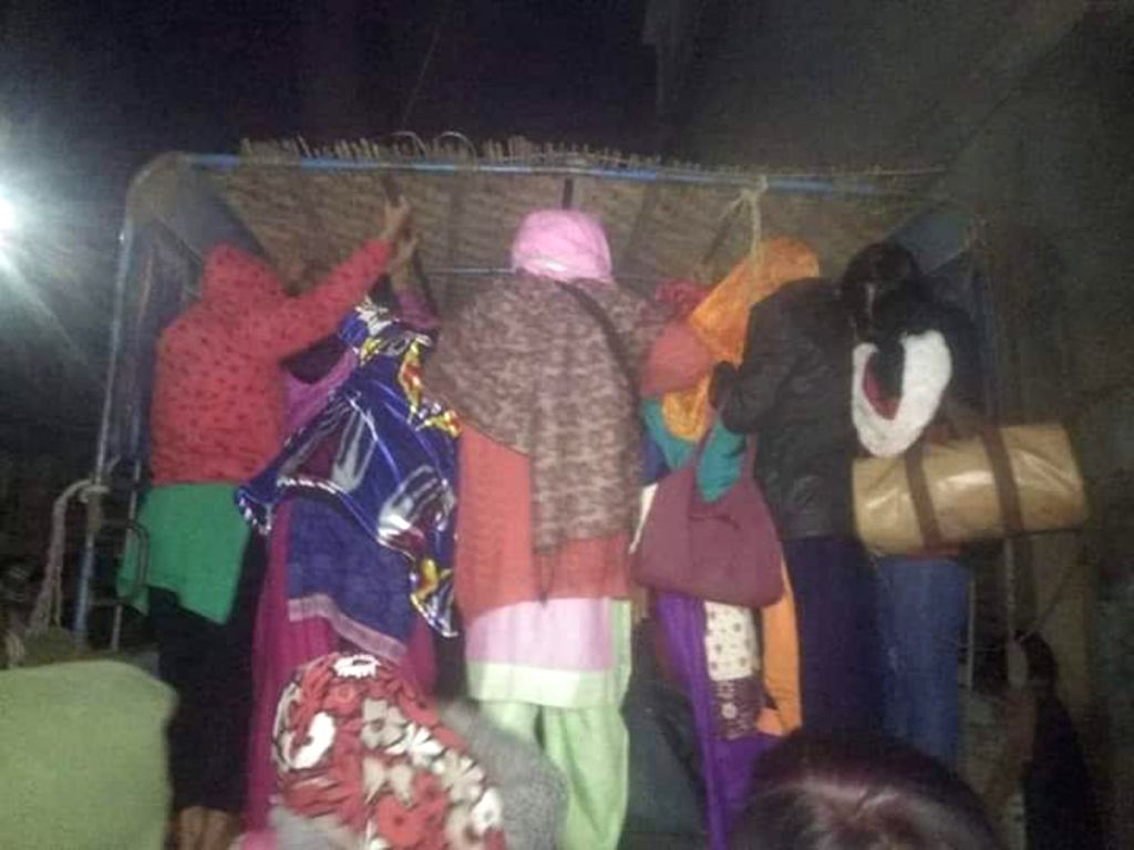 Manipur Police along with officials of the Social Welfare Department rescued 128 girls and boys from international human traffickers, on Friday night from different hotels in the capital city; in ...