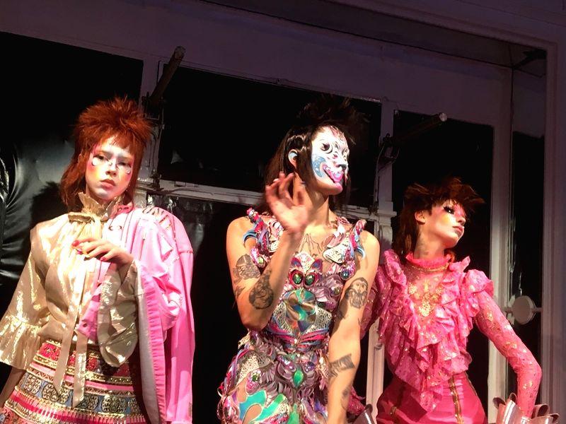 Manish Arora at Paris Fashion Week - Manish Arora