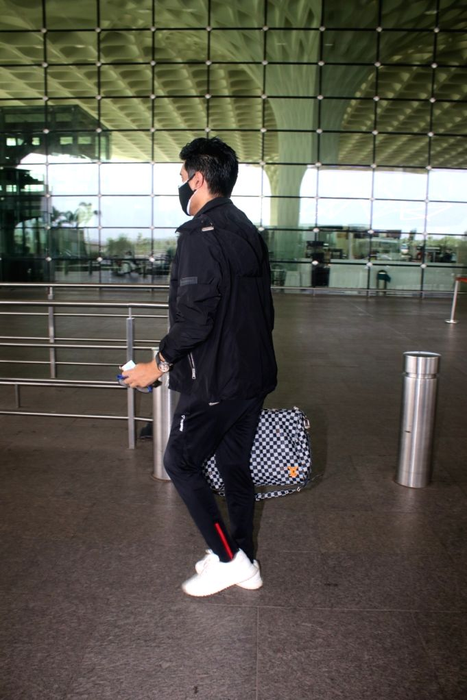 Manish Malhotra Spotted at Airport Departure on Friday June 18,2021. - Manish Malhotra Spotted