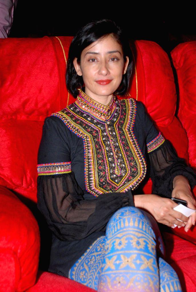 Manisha Koirala at the launch of music 'Dekh Bhai Dekh' in Mumbai