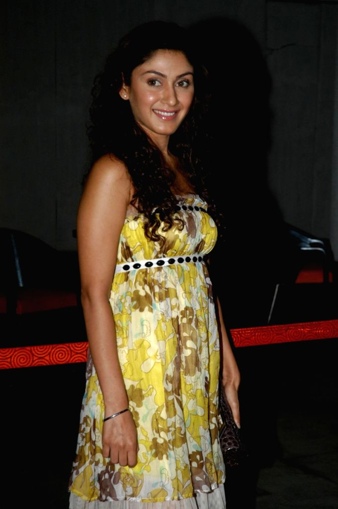 Manjari Phadnis at NDTV lumiere screening.