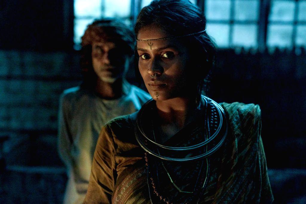 Manjiri Pupala on her role in 'Betaal'.