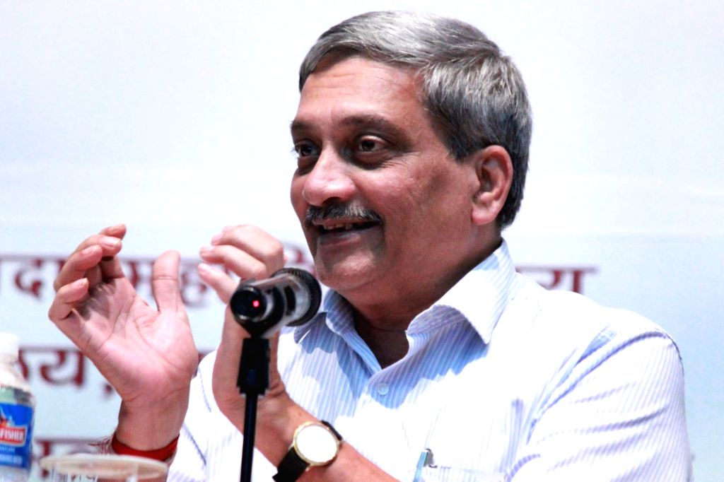 Manohar Parrikar.(File Photo: IANS)