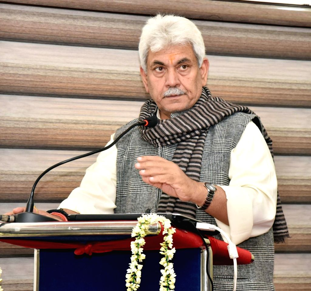 Manoj Sinha. (Photo: IANS) - Manoj Sinha