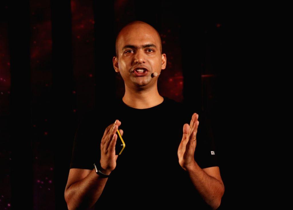 Manu Jain. (Photo: IANS) - Manu Jain