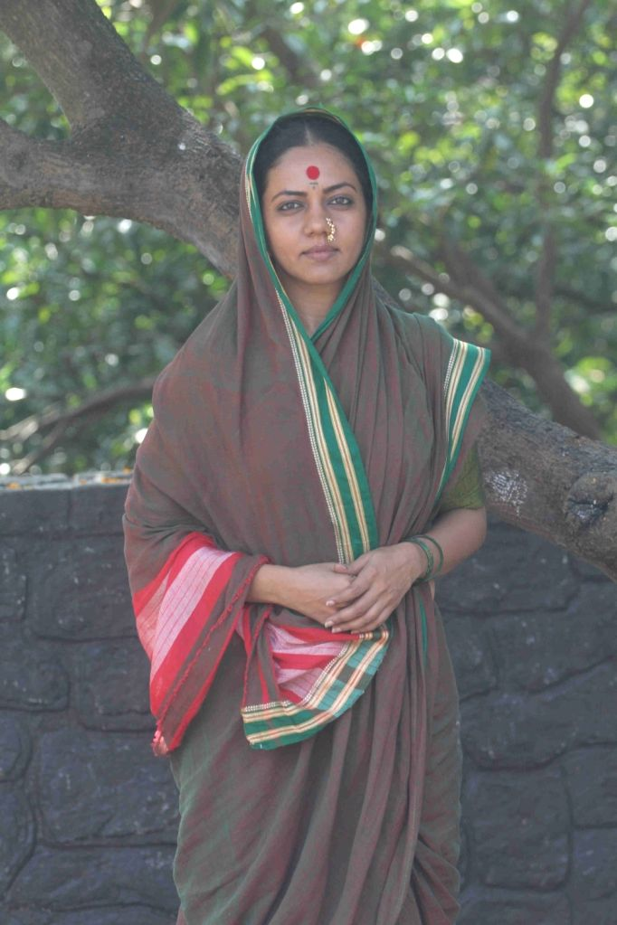 "Marathi actress Neha Joshi, who will play Dr. B.R. Ambedkar's mother Bhimabai in the Hindi TV show ""Ek Mahanayak- Dr. B.R Ambedkar"", says she has always been experimental at heart and never felt the ""typecast pressure"". - Neha Joshi"