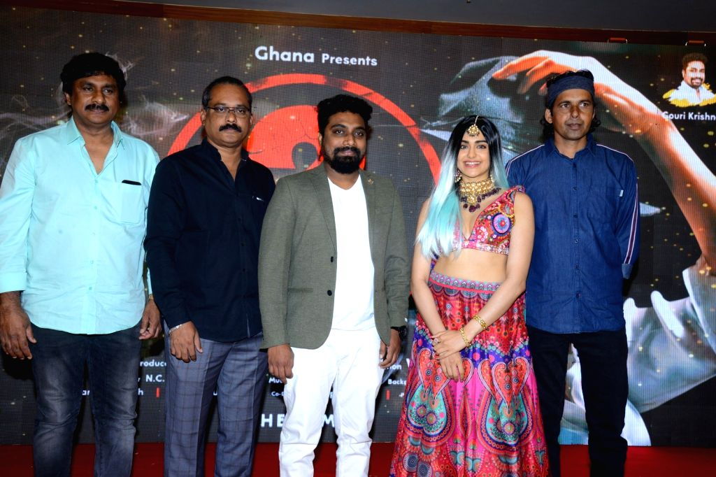 Mark Movie Song Launch.