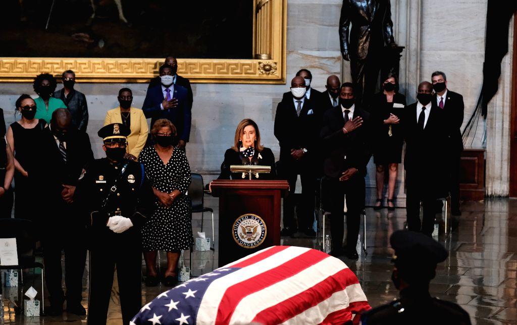 Masks will be mandatory on US House floor: Pelosi