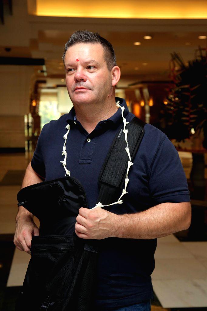 "\""MasterChef Australia\"" fame Gary Mehigan"