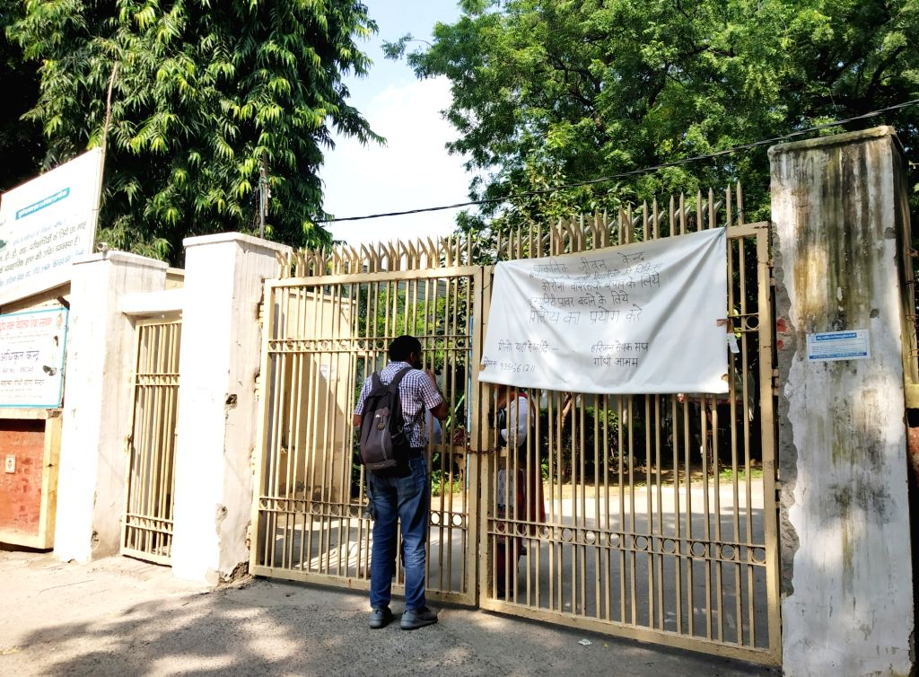 Mata Kasturba Girls' Hostel in New Delhi. (File Photo: IANS)