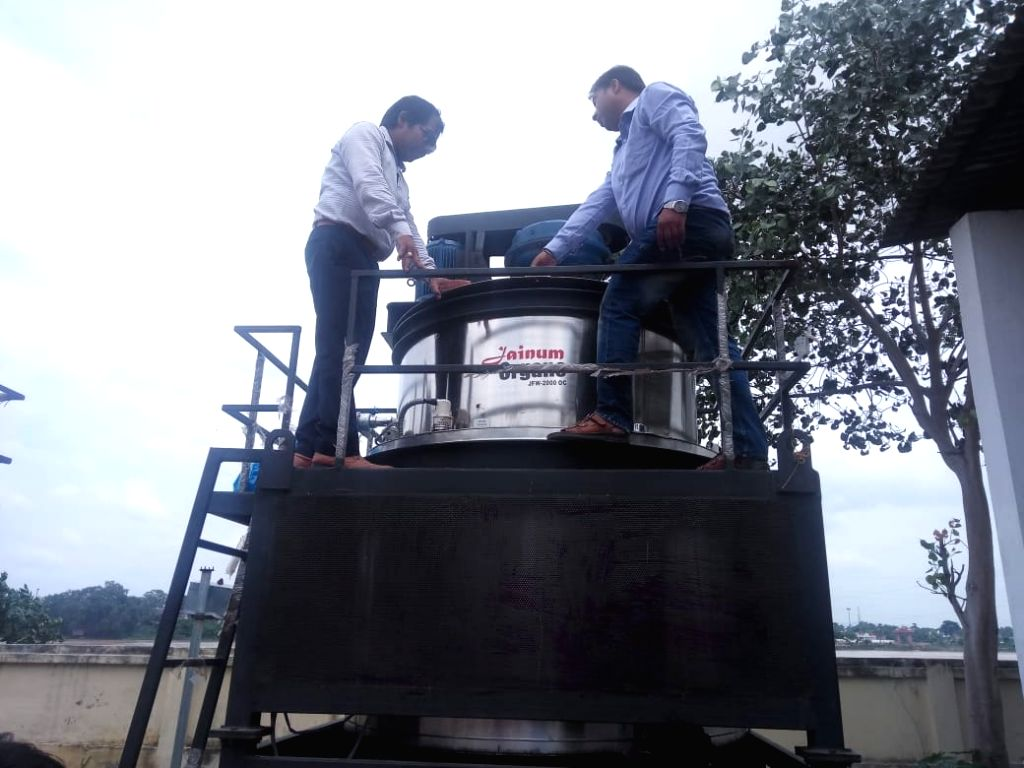 Material of pindadan will now be fertilized. Five machines have been specifically called for in Gaya. The district administration says that the material of the pitdan made by people at the ancestral ...