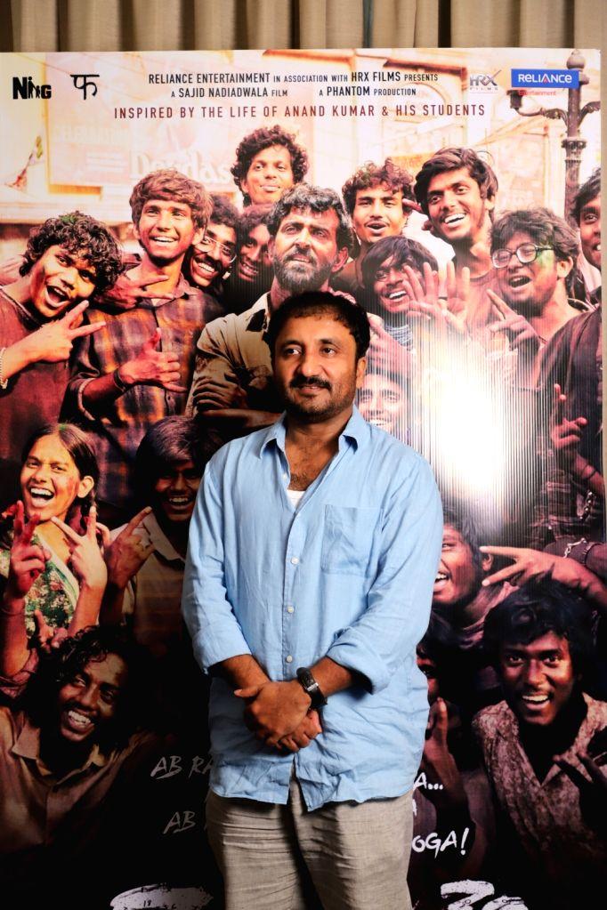Mathematician Anand Kumar seen in Mumbai's Juhu on June 11, 2019. - Anand Kumar