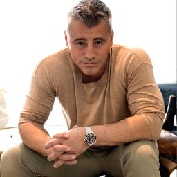 Matt LeBlanc. (Photo: Twitter/@Matt_LeBlanc)