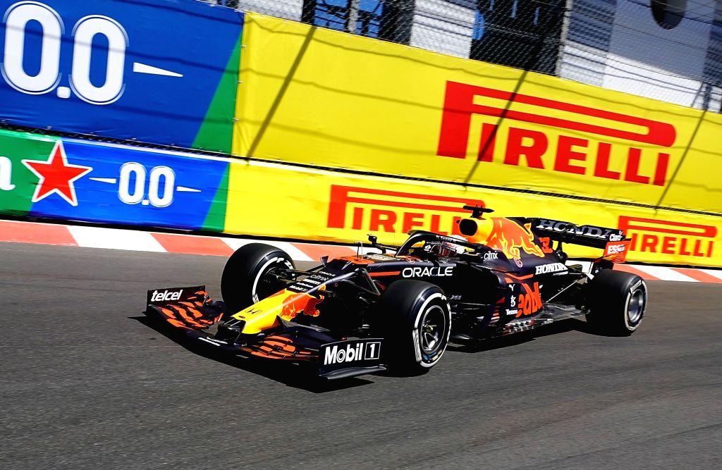Max Verstappen wins Monaco GP. Credit: DPA