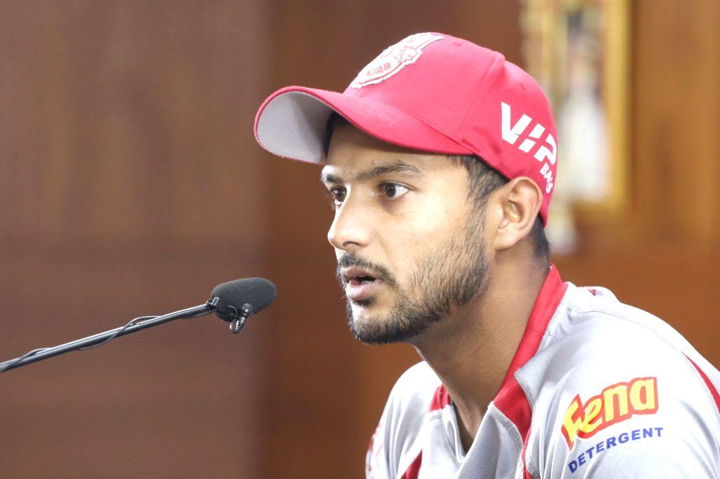 Mayank Agarwal. (File Photo: IANS)