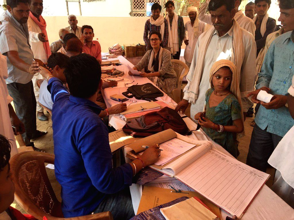 MBA-turned-sarpanch brings winds of change in Raj village
