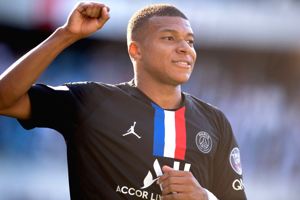 Mbappe may return to pitch for PSG clash against Atalanta