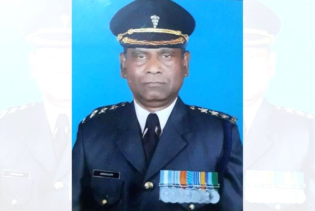 Md. Sana Ullah, the Army officer in Assam who was detained and sent to a detention camp after a Foreigners' Tribunal declared him a foreign national. He has been discharged from his job as ...