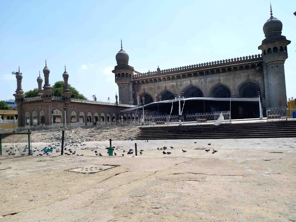 Mecca Masjid,Hyderabad