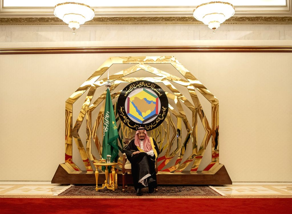 MECCA (SAUDI ARABIA), May 31, 2019 Saudi King Salman bin Abdulaziz Al Saud attends the Gulf and Arab summits in Mecca, Saudi Arabia, on May 30, 2019. The Arab League and the Gulf ... - Ibrahim A