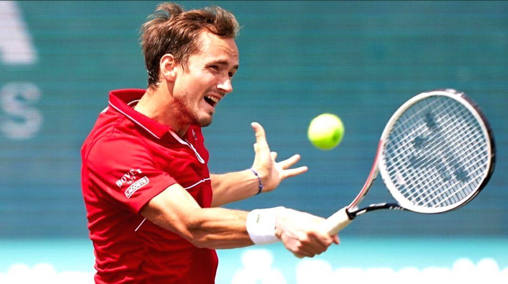 Medvedev enters Mallorca Open tennis semi-finals