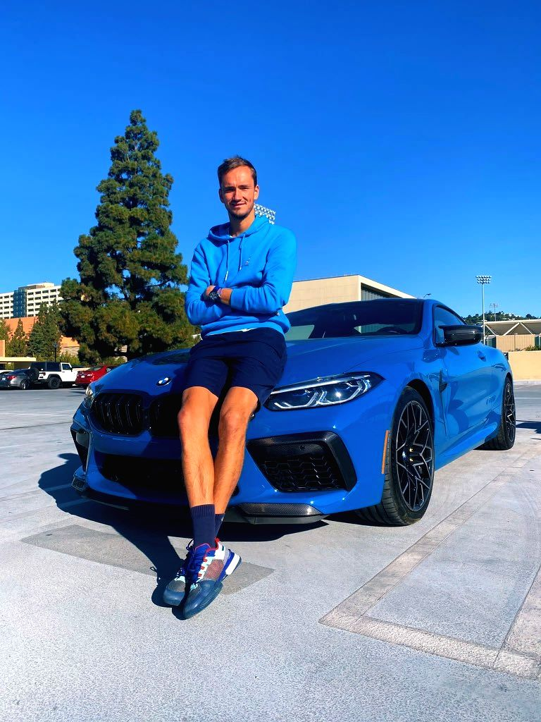 Medvedev, Tsitsipas favourites as Indian Wells action set to begin