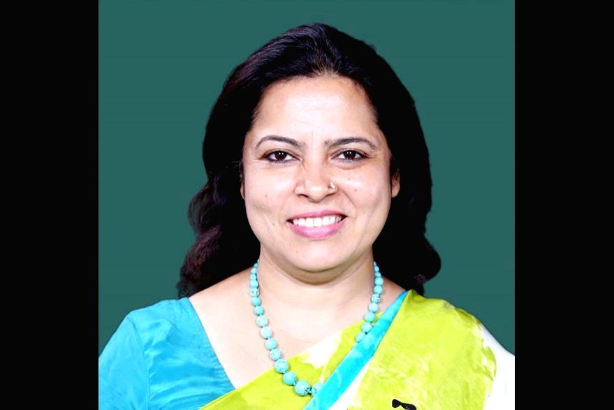 Meenakashi Lekhi. (File Photo: IANS)