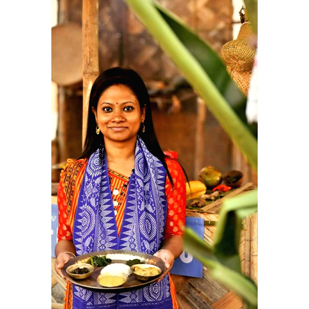 Meet the food enthusiast trying to boost culinary travel in Assam.(photo:IANSLIFE)