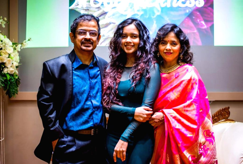 Megha Ray opens up on helping parents beat Covid-19